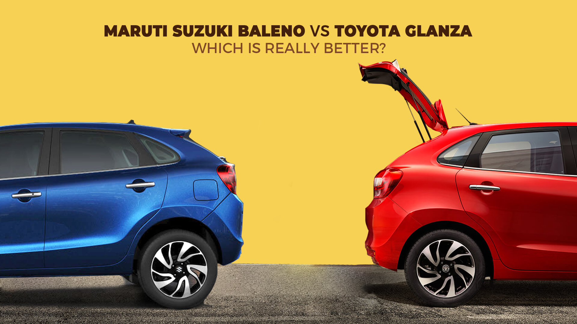Maruti Suzuki Baleno Vs Toyota Glanza: Which Is Really Better?
