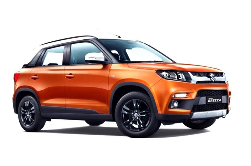 Maruti Suzuki Vitara Brezza AMT launched in India