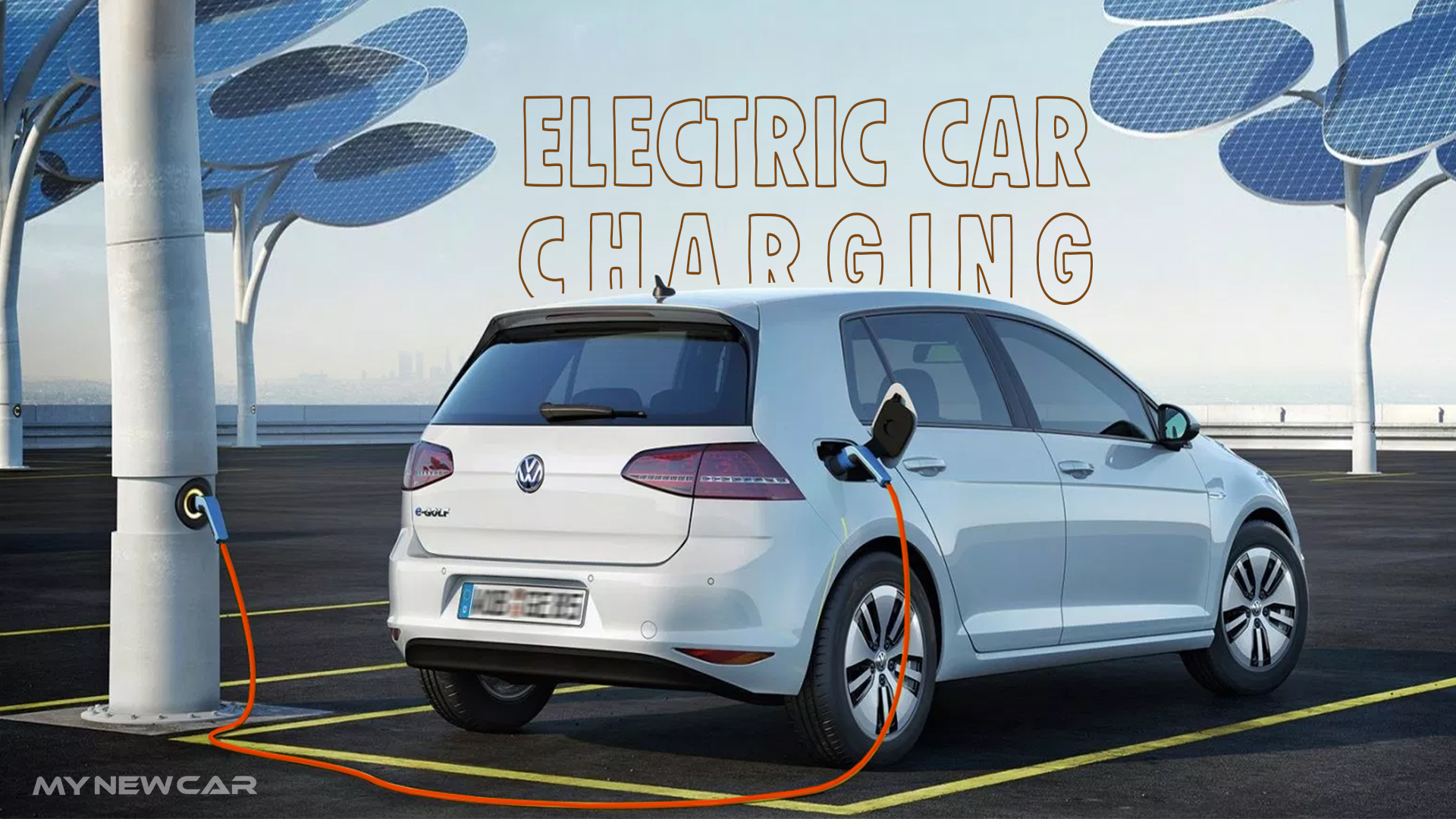 How To Charge Your Electric Car: A Guide To Electric Car Charging