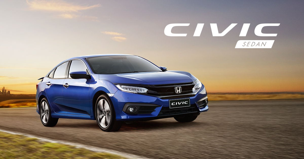All New Honda Civic To Be Launched In January, 2019