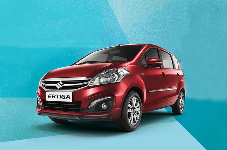 Limited Edition Maruti Suzuki Ertiga launched in India