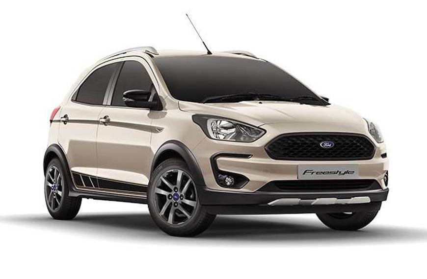 Ford Freestyle launched in the Indian market at Rs 5.09 lakh