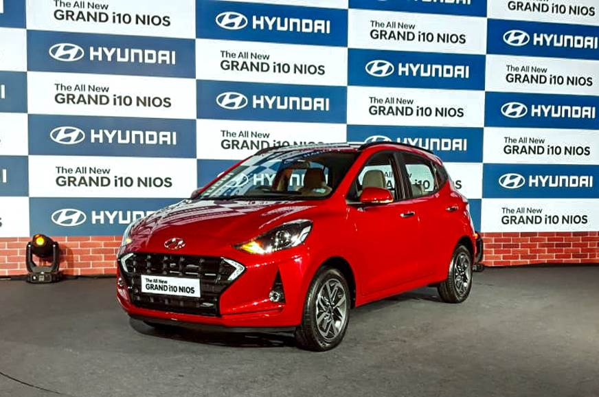Hyundai Grand I10 Nios Update at Auto Expo 2020