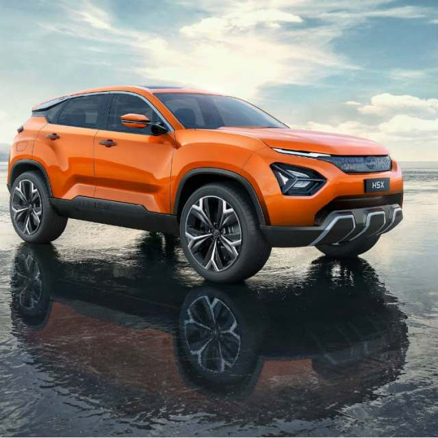 First Take on Tata Harrier
