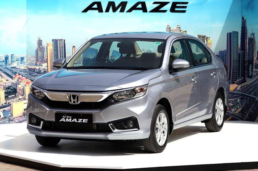 Honda Cars India issues recall for the second generation Amaze