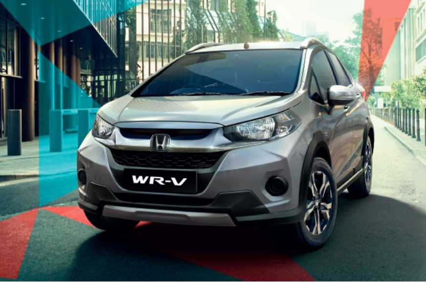 Honda WR-V Edge Edition launched in India