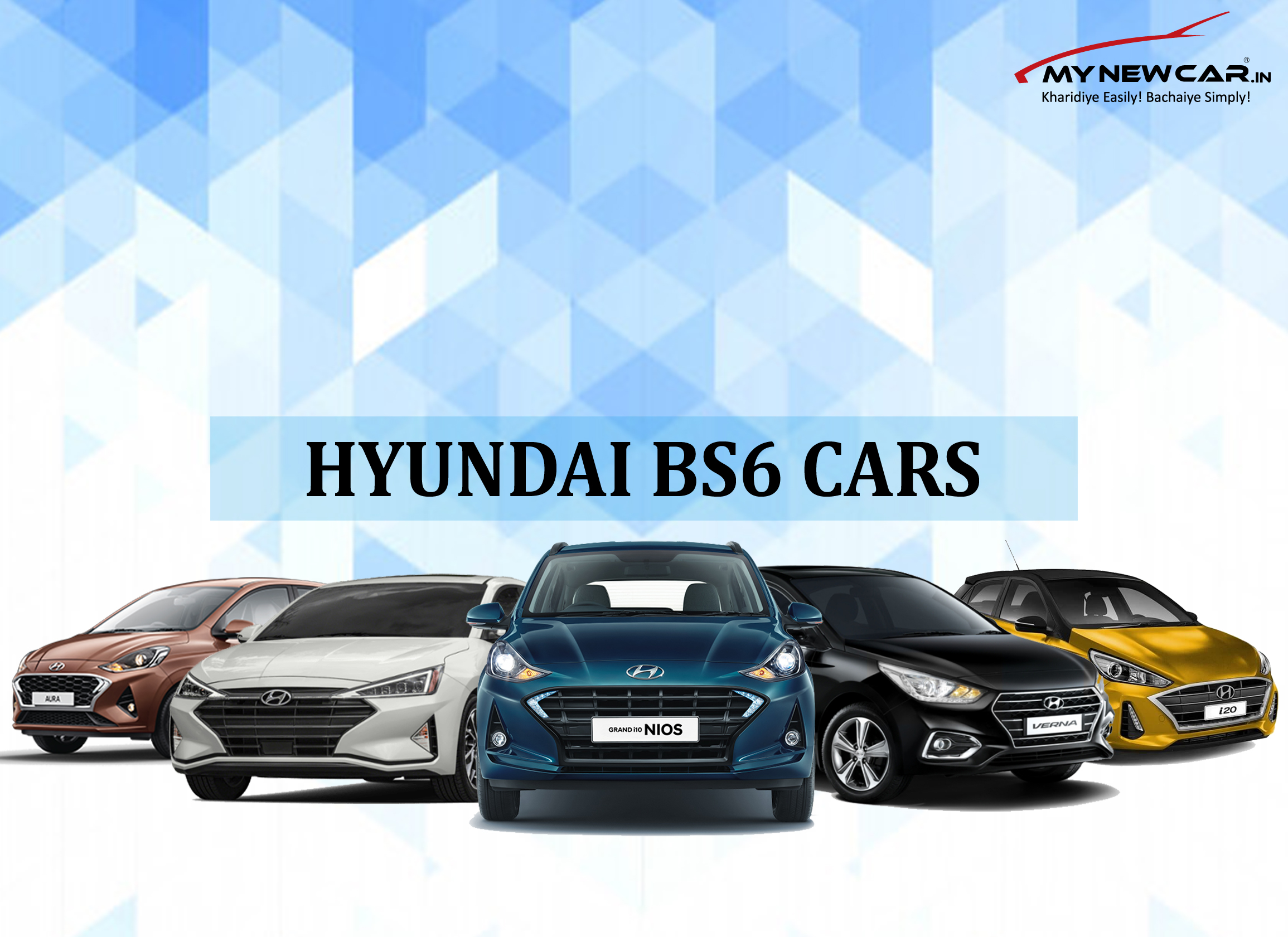 List of BS6 Hyundai Cars