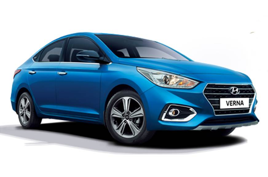 Hyundai Verna Anniversary Edition Launched
