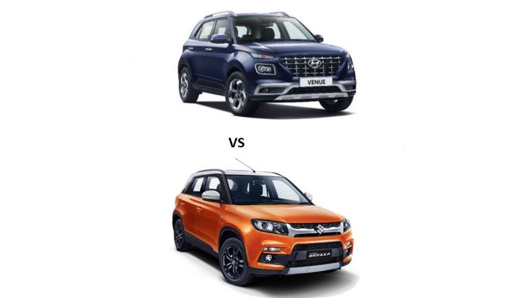 A Most Awaited Comparison Review: Hyundai Venue Vs Maruti Suzuki Vitara Brezza Vs Tata Nexon