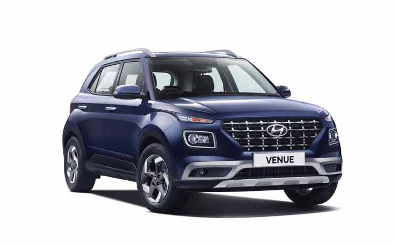 News of the week: Hyundai unveils the Venue for the Indian market