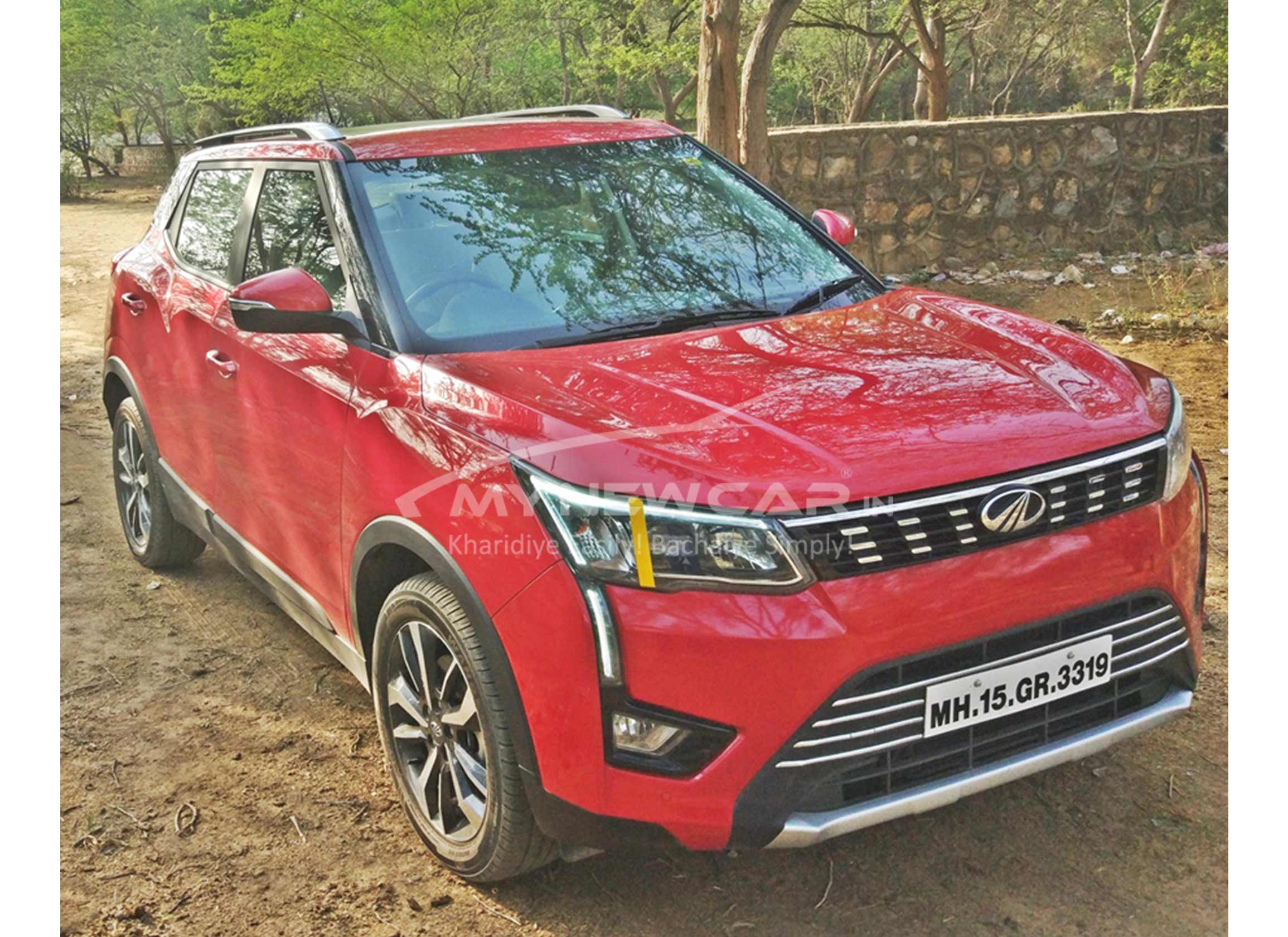 Review & Price Announced - First BS6 Diesel Mahindra XUV300