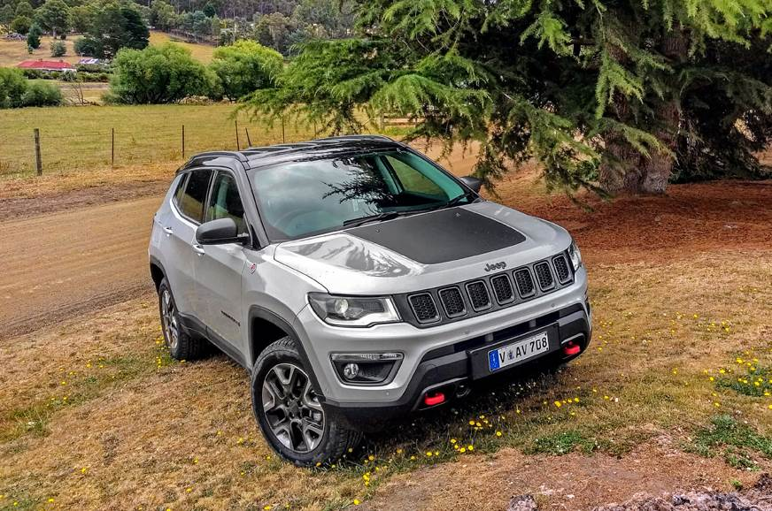 Jeep Compass Trailhawk launch postponed