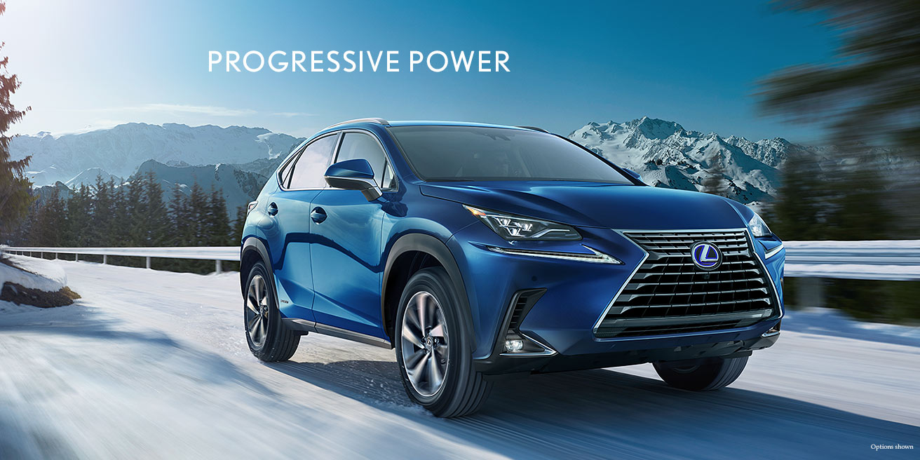 Lexus launches its hybrid SUV the NX300h in India