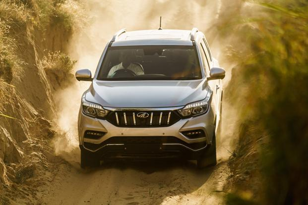 Know Everything about Mahindra Alturas G4