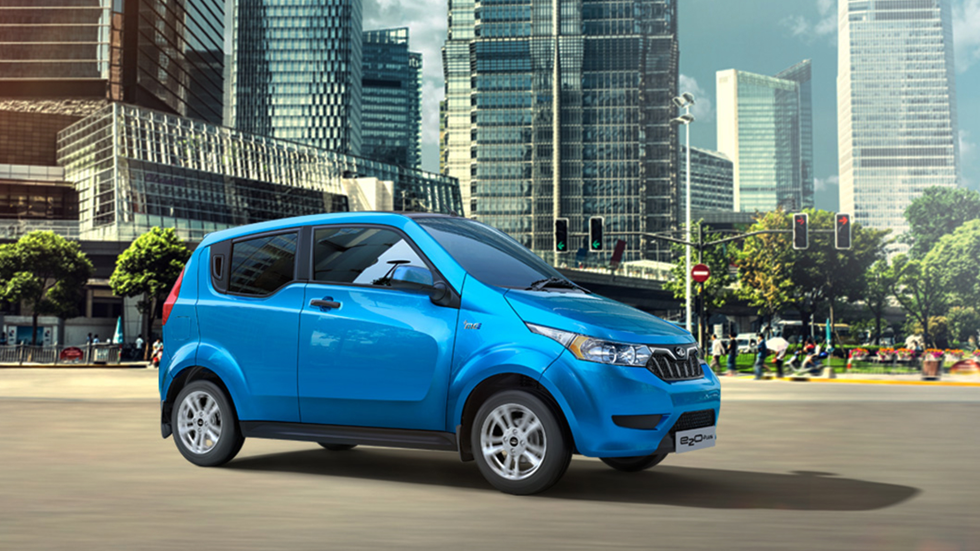 Mahindra e2oPlus Review: Getting Smart with Mahindras Electric Car