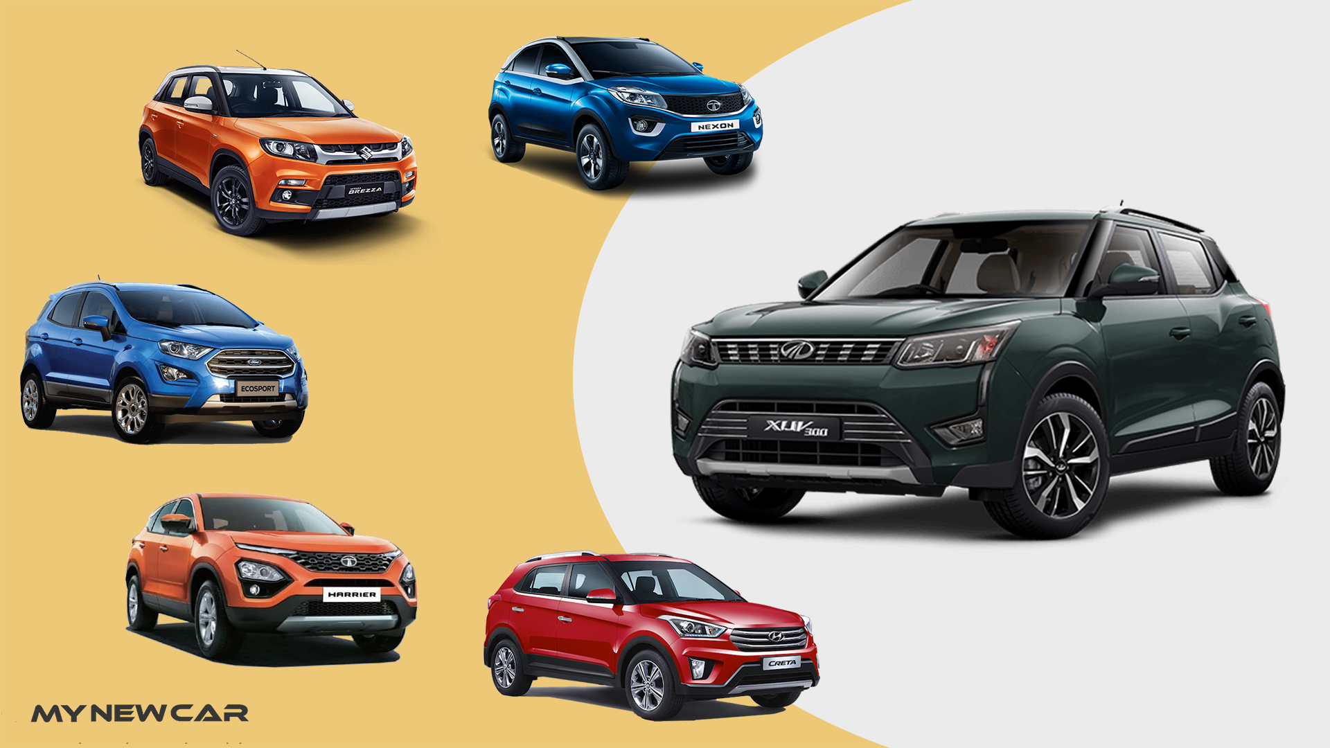 5 Secret Rivals of Mahindra XUV 300 Only A Handful Of People Know