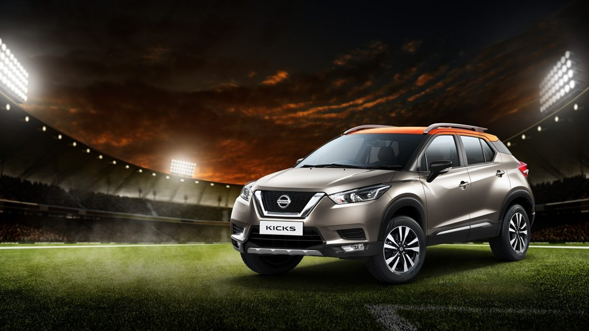 Nissan Kicks Variants and Paint Schemes Revealed