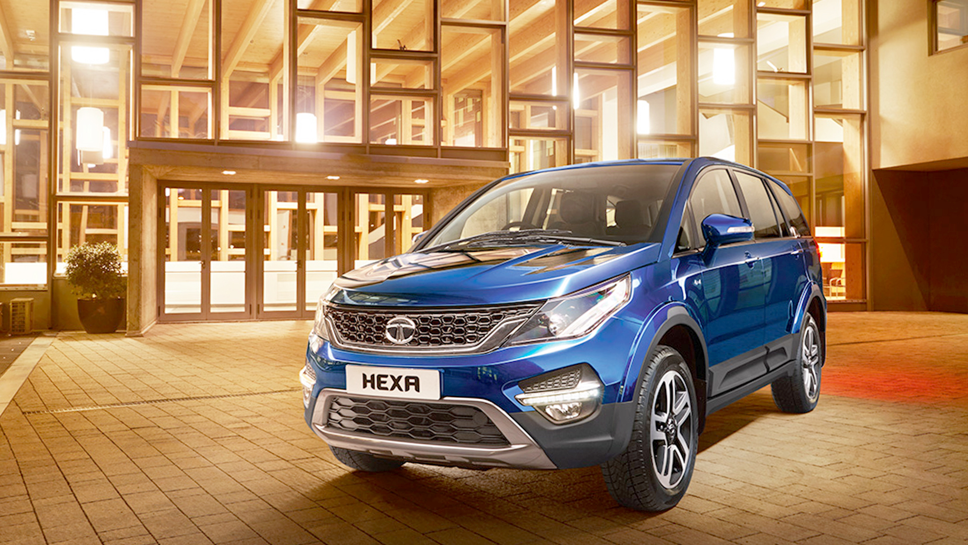 The Trending Stuff About The All New Tata Hexa 2019 Edition