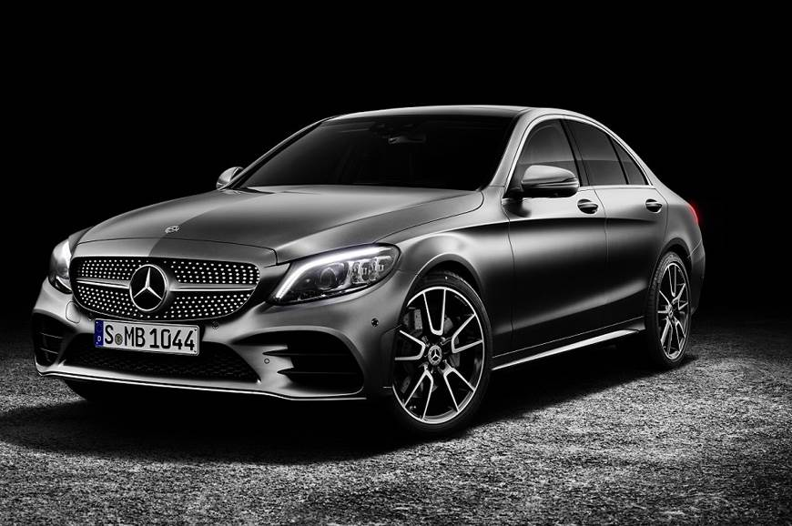 Launch Alert: Mercedes Benz C-Class facelift