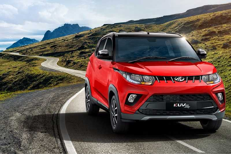 Details Of The Upcoming 2018 Mahindra KUV100 NXT AMT