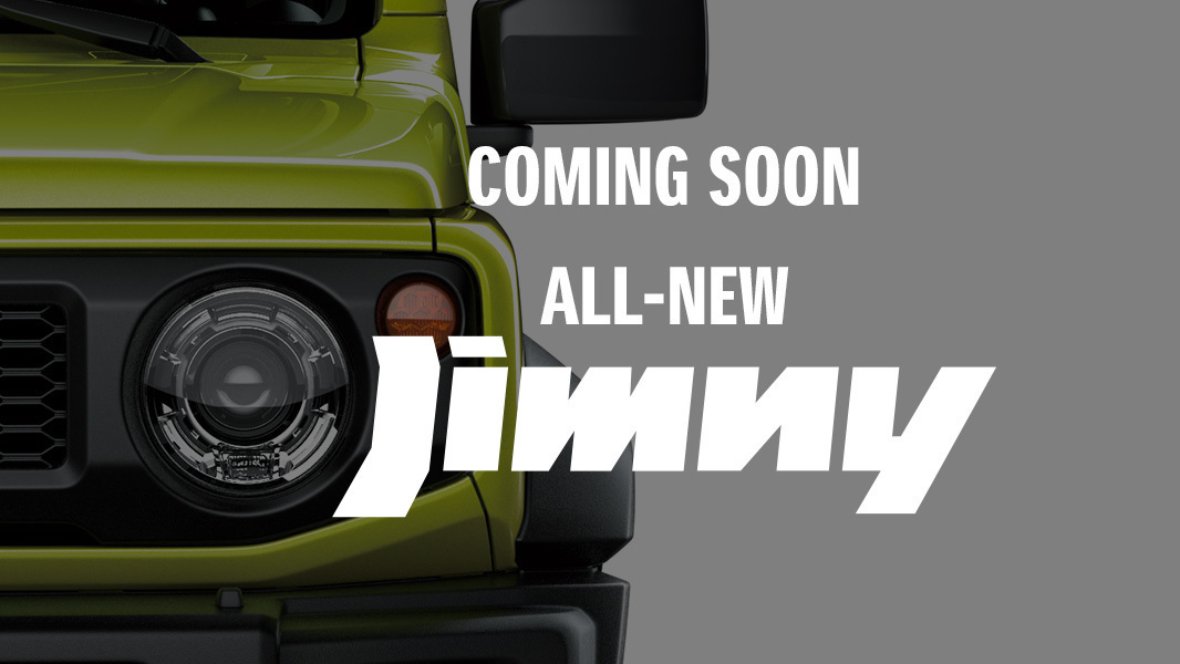 New Suzuki Jimny SUV - First official pictures with details revealed ahead of its expected launch on July 5th,2018