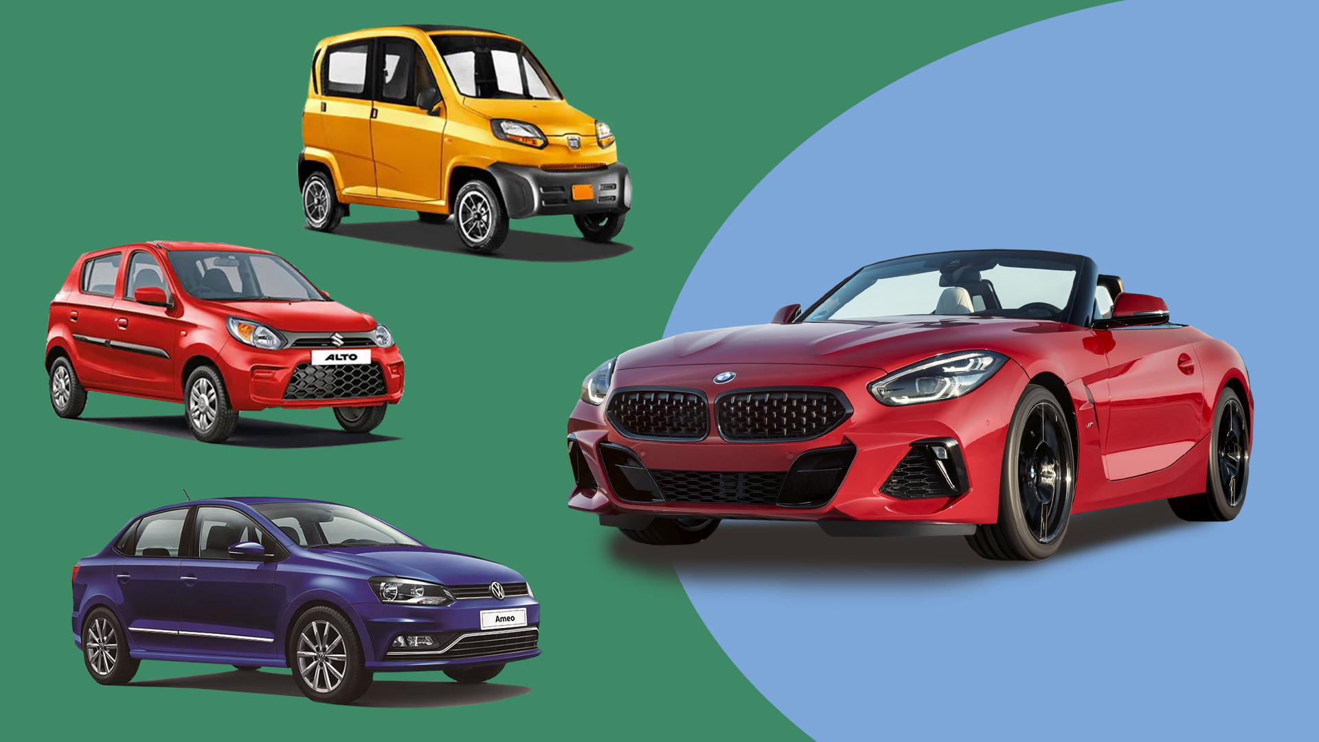 New cars launched in the month of April 2019