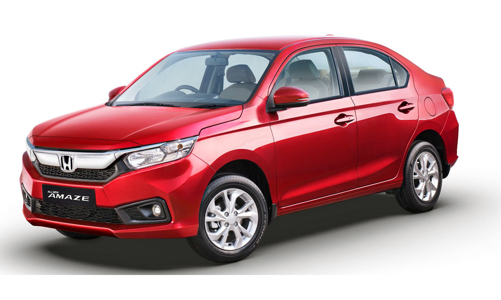 New Honda Amaze booking commenced, to be launched in the month of May