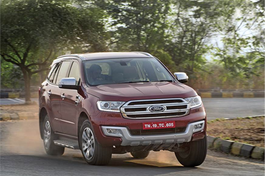 News of the week: Ford India will update the New Endeavour with two engine options