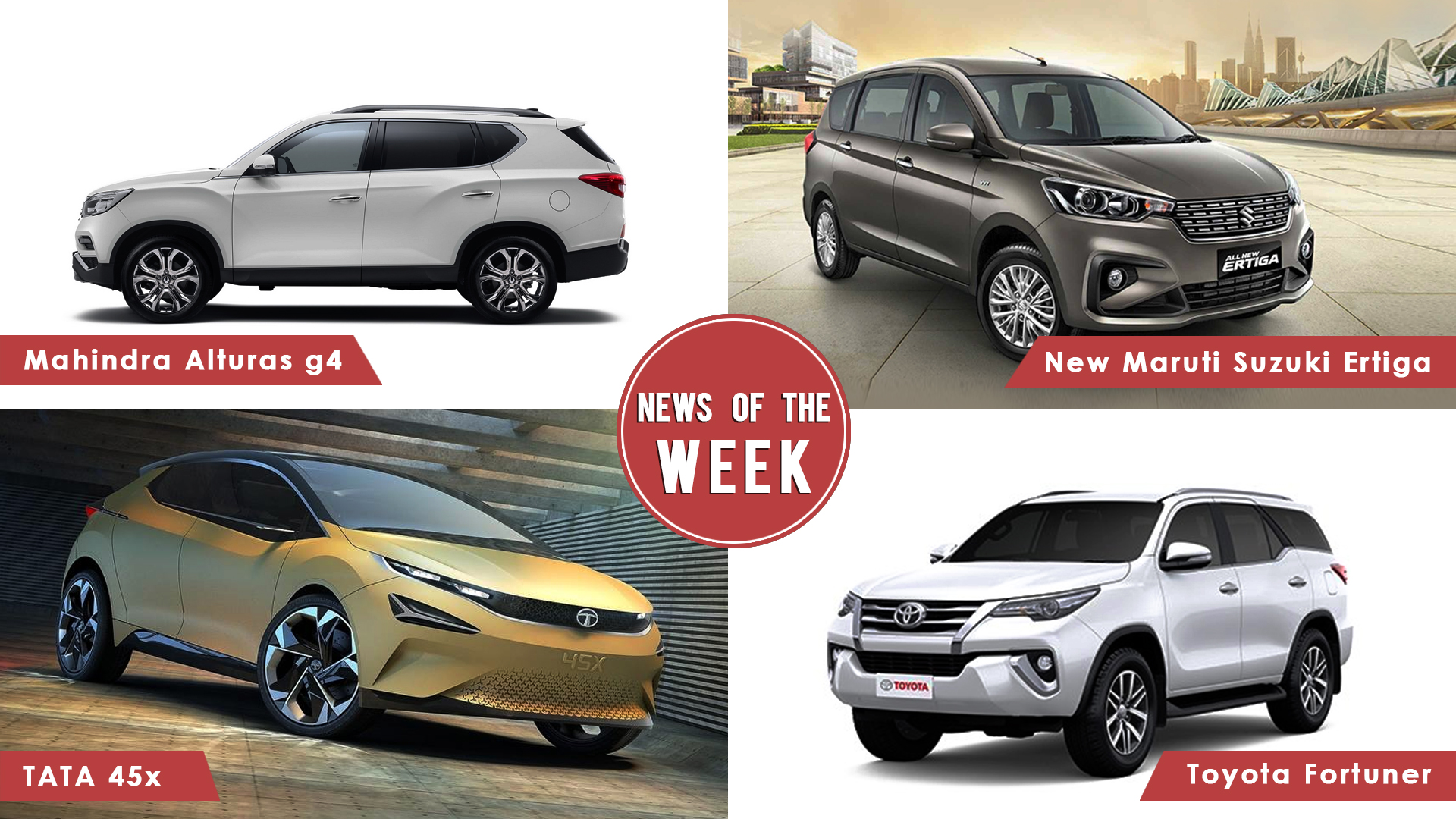 Check out the Mahindra Alturas on the 26th of Nov at the dealership near you