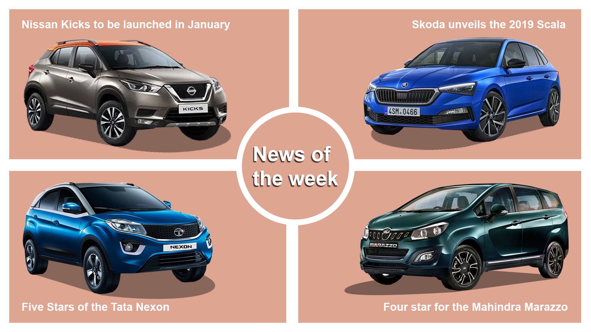 Nissan Kicks to be launched in January, bookings to be commenced from 10th December