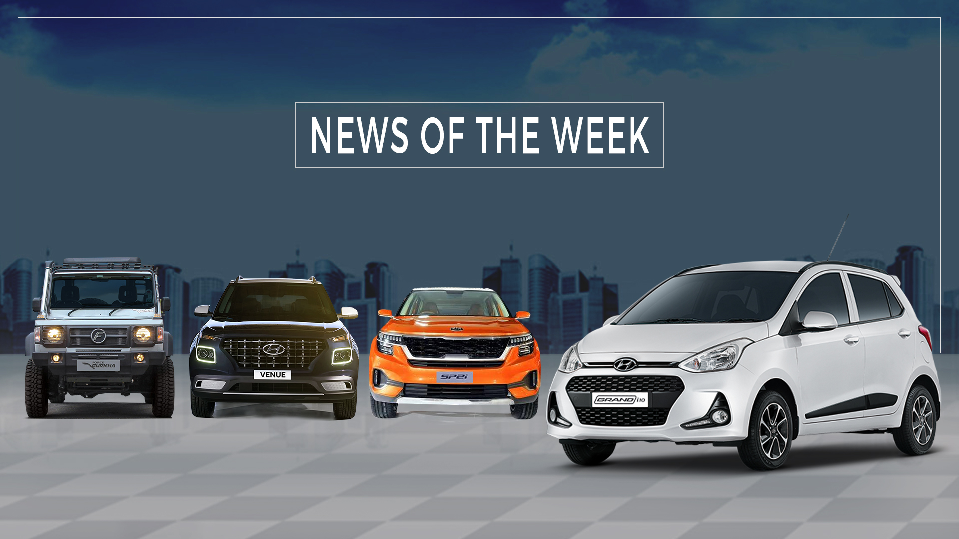 News of the week: Hyundai introduces a CNG model for the Grand I10