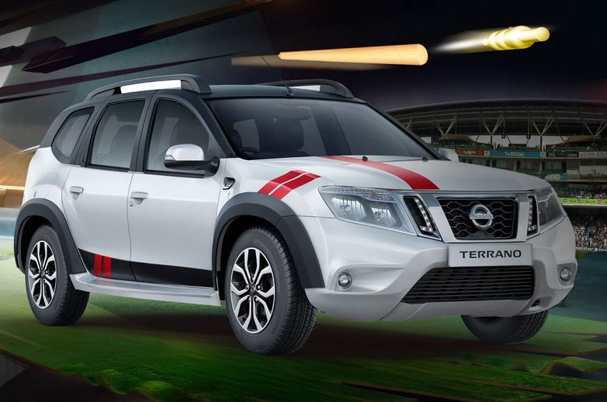 Nissan launches the Sport Edition Terrano in India
