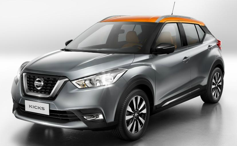 Nissan to unveil the Kicks on the 18th of October 2018