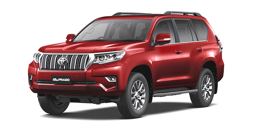 Updated Land Cruiser Prado launched in India