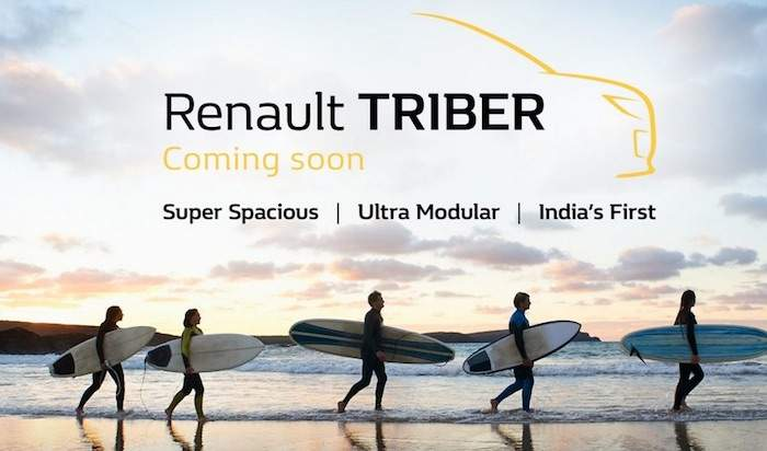 News of the week: Renault to launch the all-new Triber soon