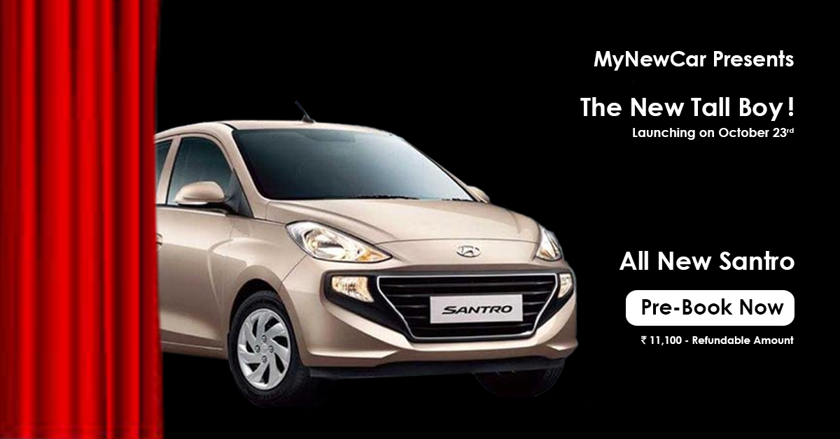 New Hyundai Santro: Launching soon with new looks, features and more
