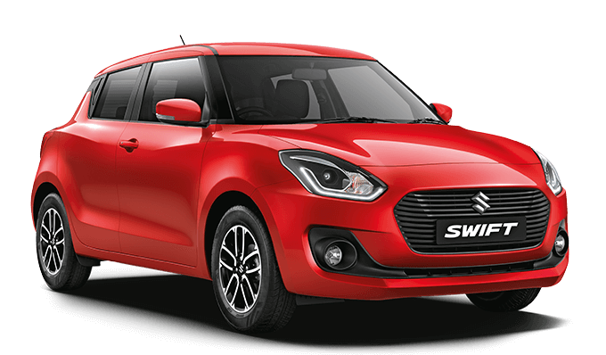 Maruti Suzuki Launches The New Swift At The 2018 Auto Expo