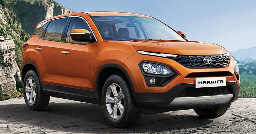 Tata Harrier 2020 Launched : Check Out What is New
