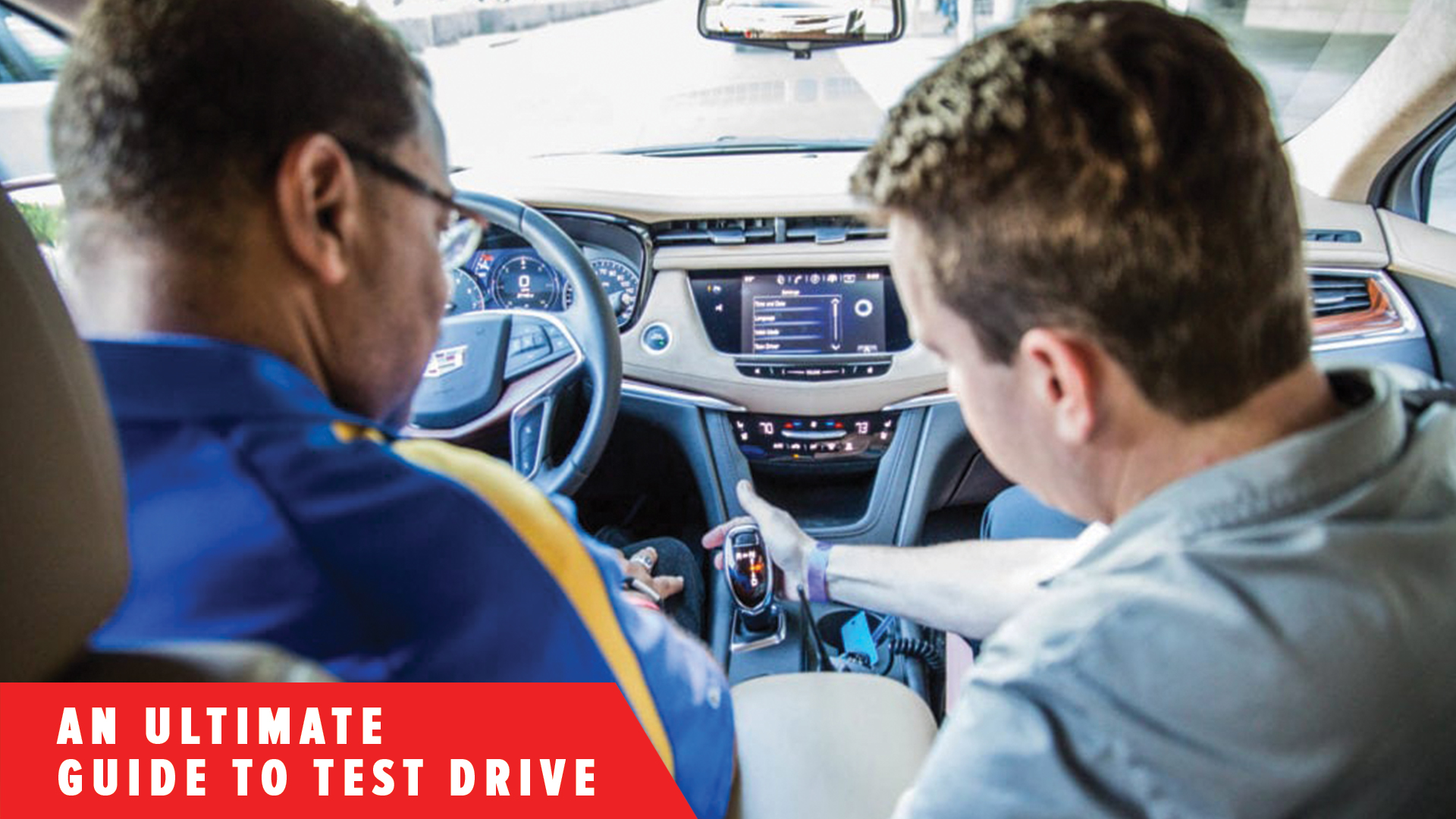 How to Test Drive A New Car: An Ultimate Guide to Test Drive
