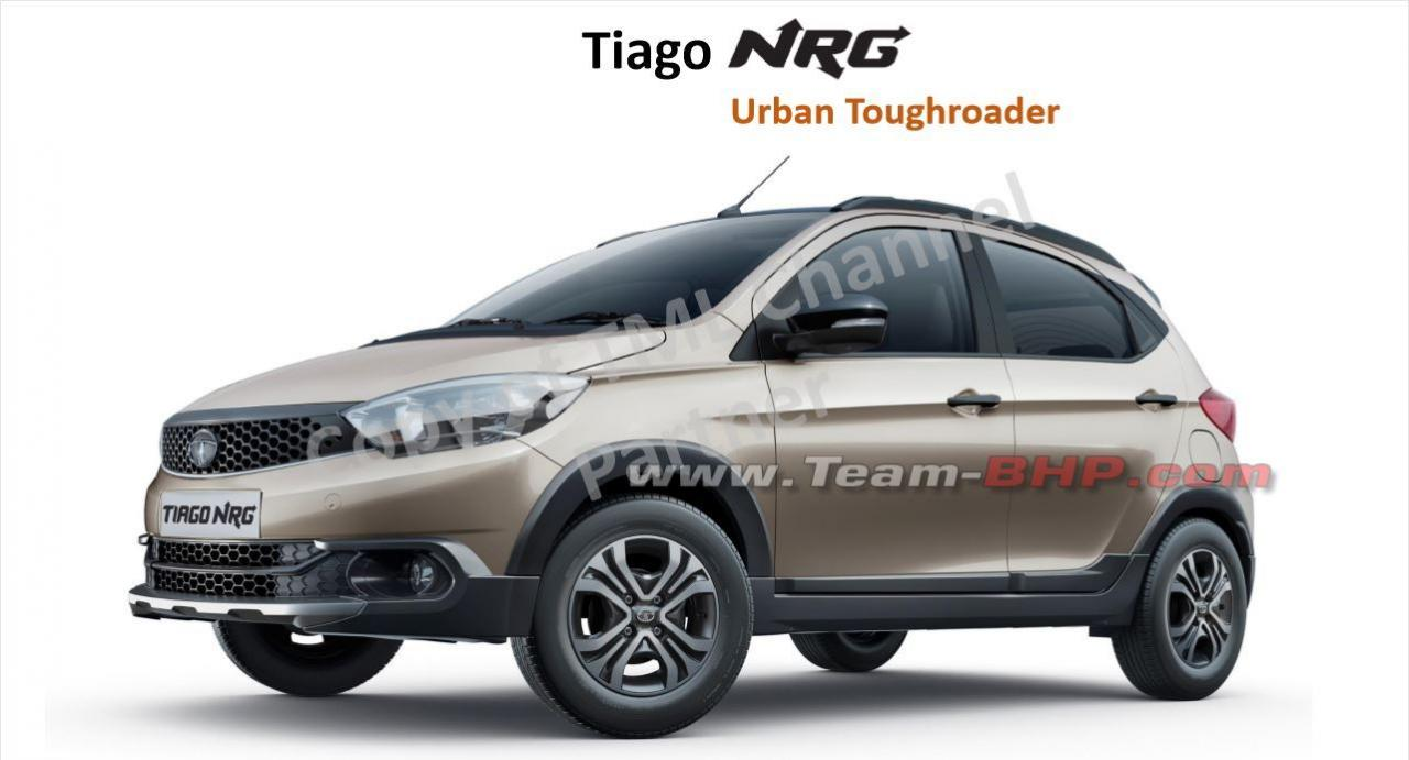 Details of the upcoming Tata Tiago NRG leaked