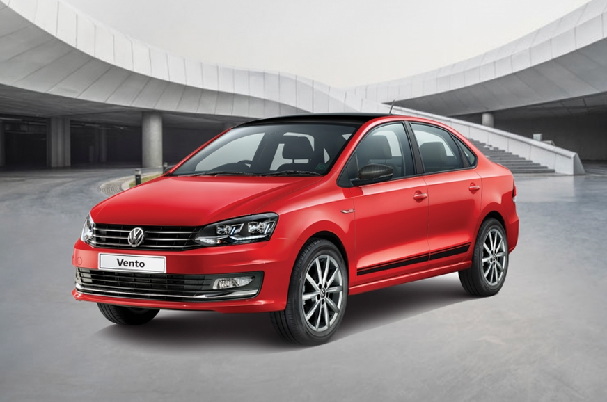 Volkswagen launches the Vento Sport in India