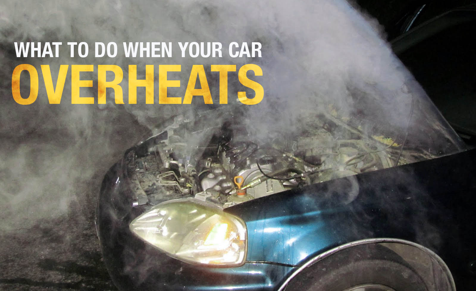 What To Do When Your Engine Overheats: A Complete Guide To Handle Car Overheating