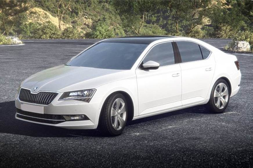 Skoda launches the Superb Corporate Edition