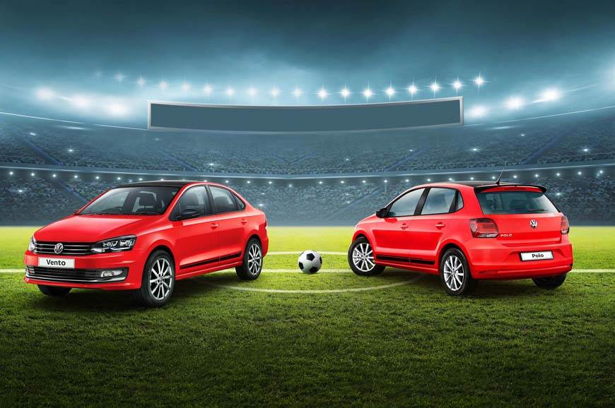 Volkswagen launches Sports Edition for the Polo, Ameo and the Vento in India