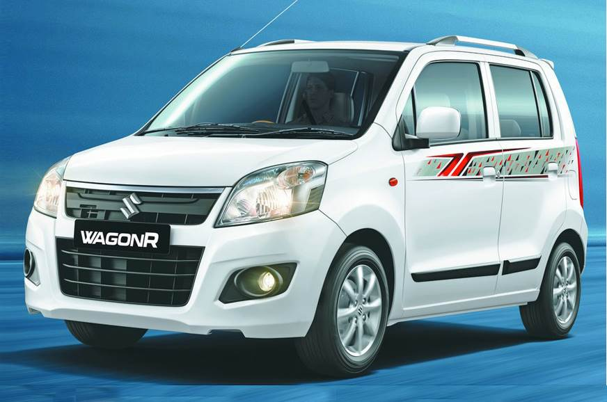Wagon R Limited Edition - Launched