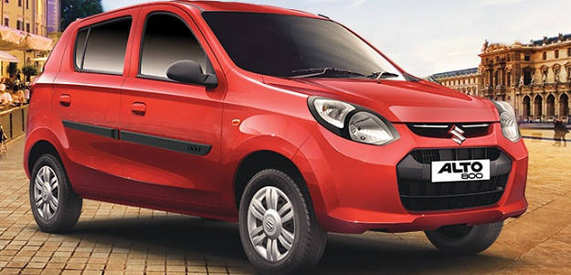 Maruti Suzuki Alto 800 to Receive Diesel Engine; May Launch by December