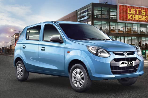 5 Best Selling cars in India in 2015