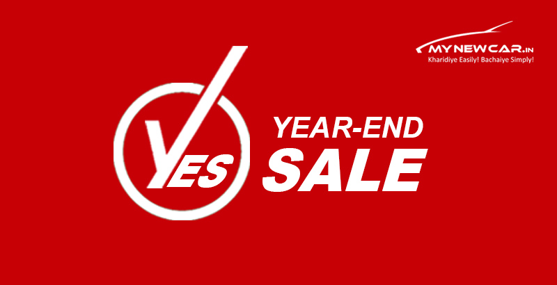 Year End Sale offers and discounts
