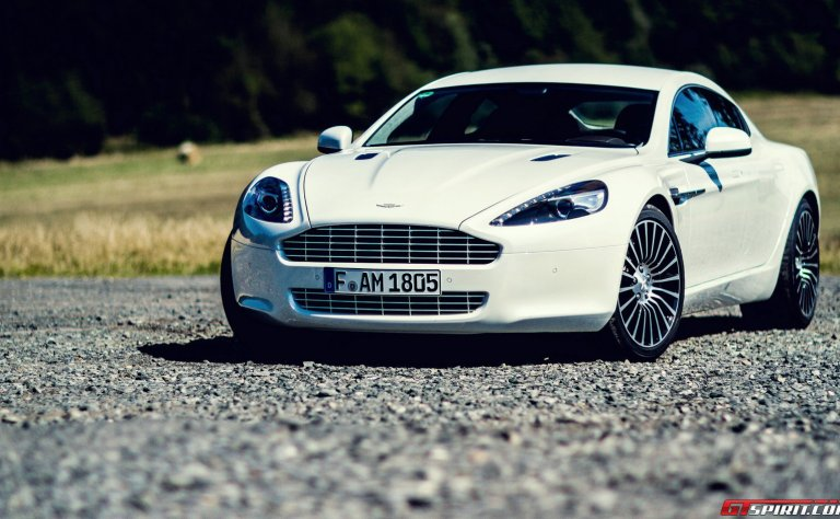 Aston Martin has disclosed plans to launch a pure electric Rapide in about two years.