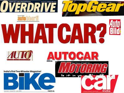 Top 10 Car & Automobile Magazines In India You Must Subscribe Today